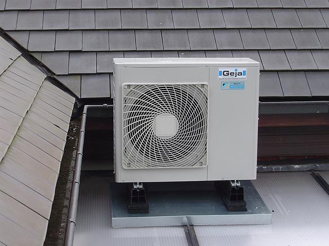 Airco Slaapkamer Daikin : Airconditioning buitentoestellen